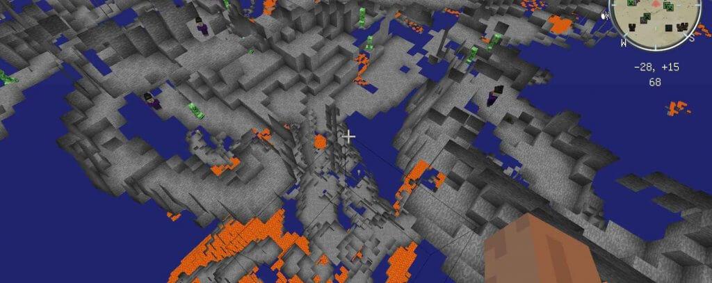 《我的世界(Minecraft)服务器X-RAY(透视、夜视)MOD——适用于[1.12.2]》