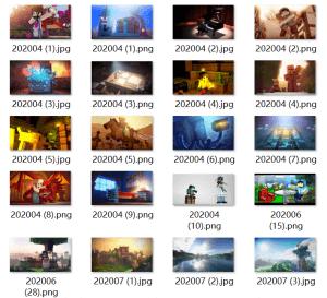 《我的世界网站素材包-Minecraft图片素材-高清渲染大图+MC物品图标大全+PNG透明素材》
